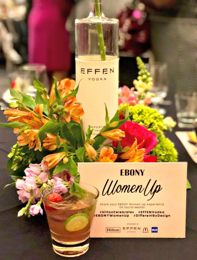 Ebony magazine Women Up brunch series Atlanta event