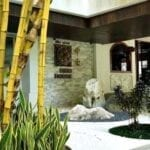 The Charming Sino House Hotel in Phuket town featuring Raintree Spa and Glass House Restaurant