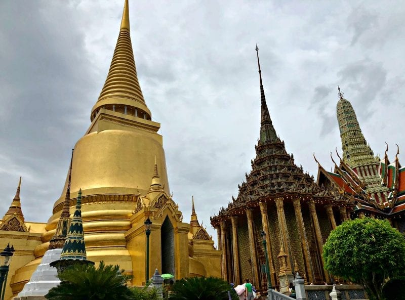 Taste of Thailand - The Grand Palace Bangkok