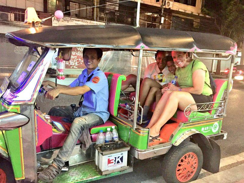 Taste of Thailand Tours