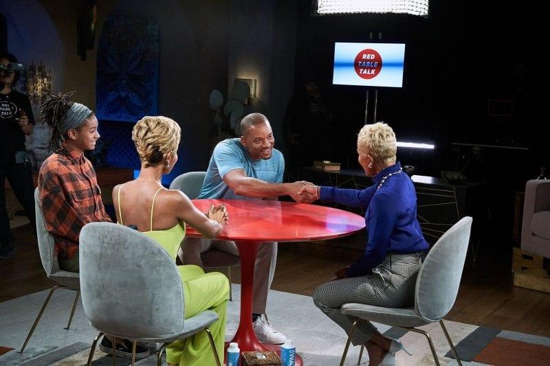 Red Table Talk with Jada Pinkett-Smith