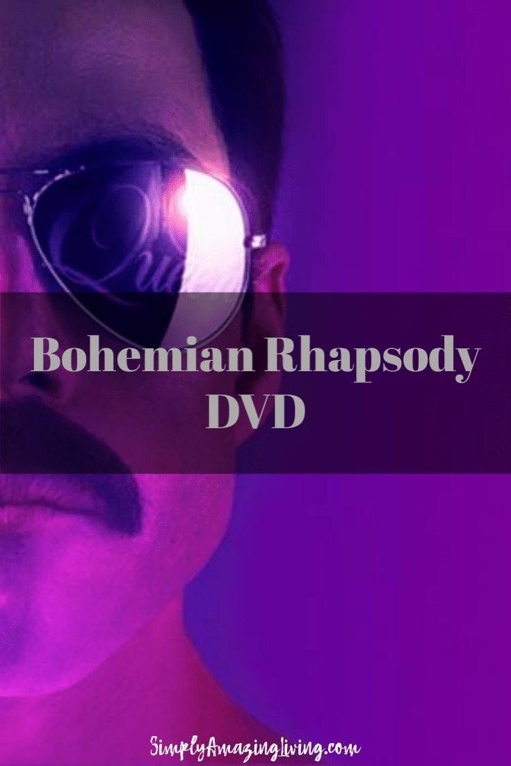 Bohemian Rhapsody Pin