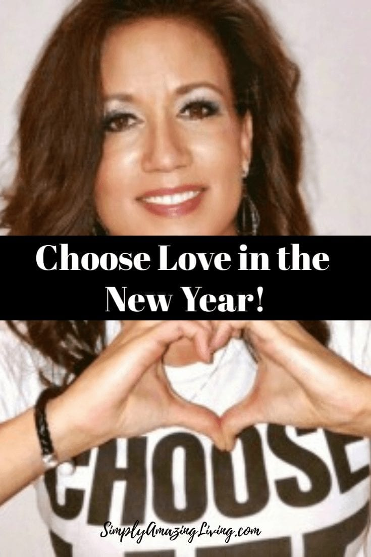 Choose Love in the New Year