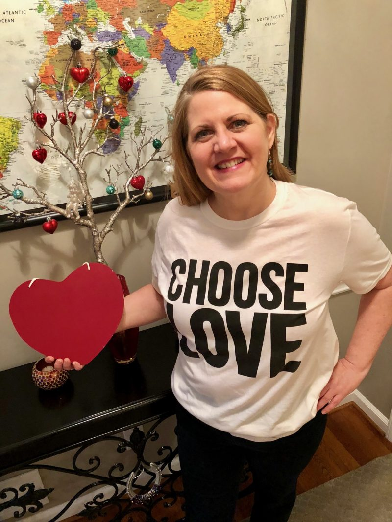 Love overrules | Happy New Year Choose Love #ChooseLove #SimplyAmazingLiving