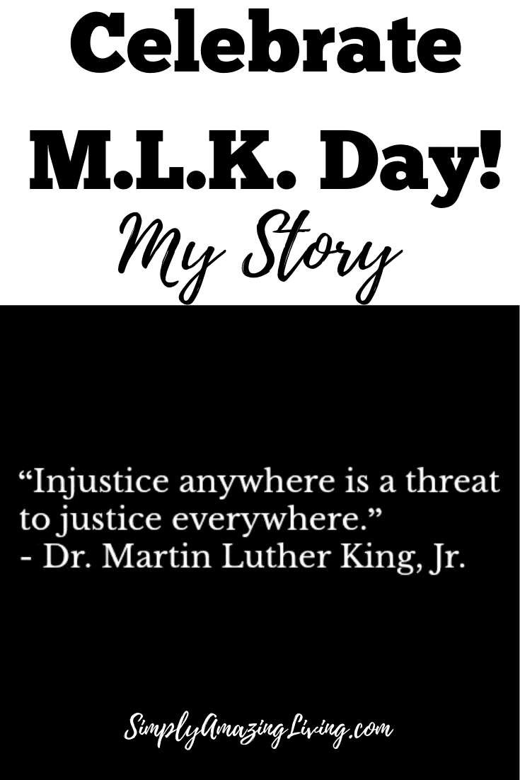 MLK Day Pin