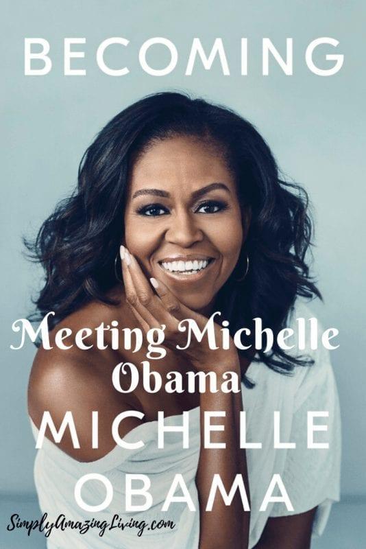 Michelle Obama #IAmBecoming Dallas