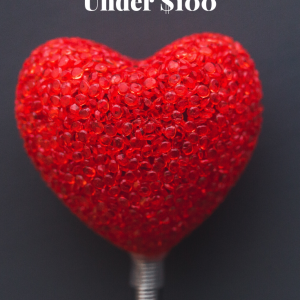 Valentine's Day Gift Ideas for Her under $100