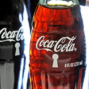 Coca-Cola Bottle image