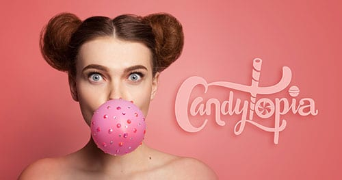 Candytopia Now In Atlanta | A Willy Wonka Wonderland