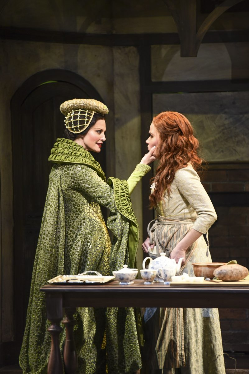 Alliance Theatre's 2018/19 production of EVER AFTER.