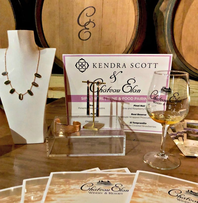 Galentine's Day featuring Kendra Scott Spring Collection at Chateau Elan