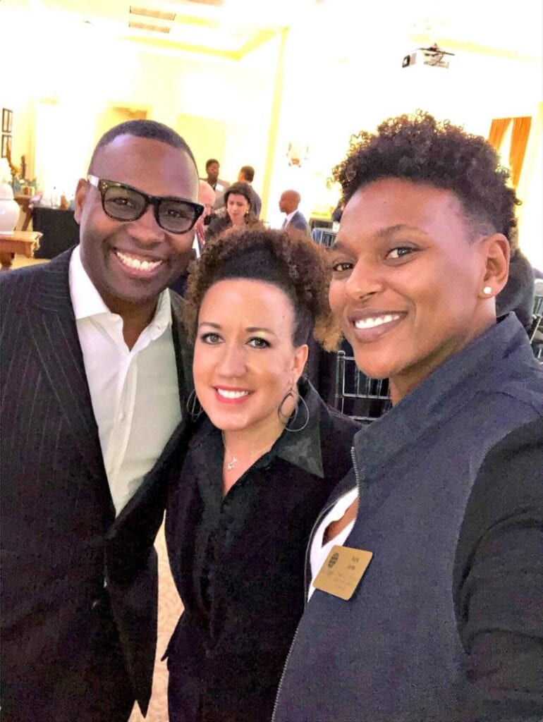 Selah Freedom, Selah Foundation event at Northern Trust #Superbowl53