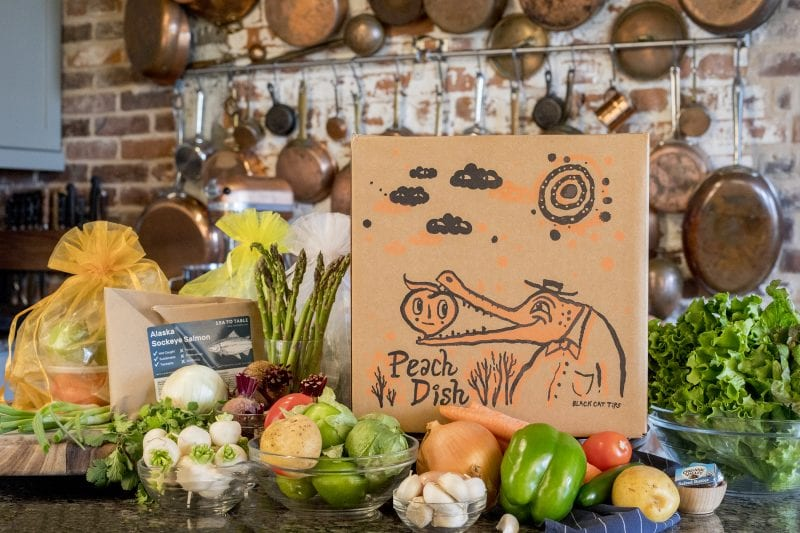 Discover the farm-fresh taste of the South with PeachDish!