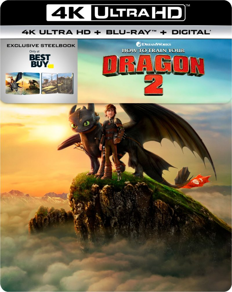 How to Train Your Dragon: The Hidden World On Sale at Best Buy! #SimplyAmazingLiving