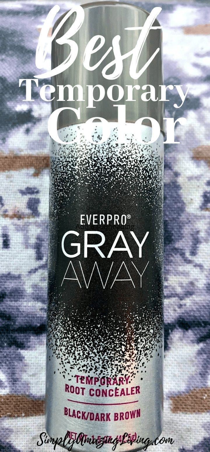 Gray Away Pin