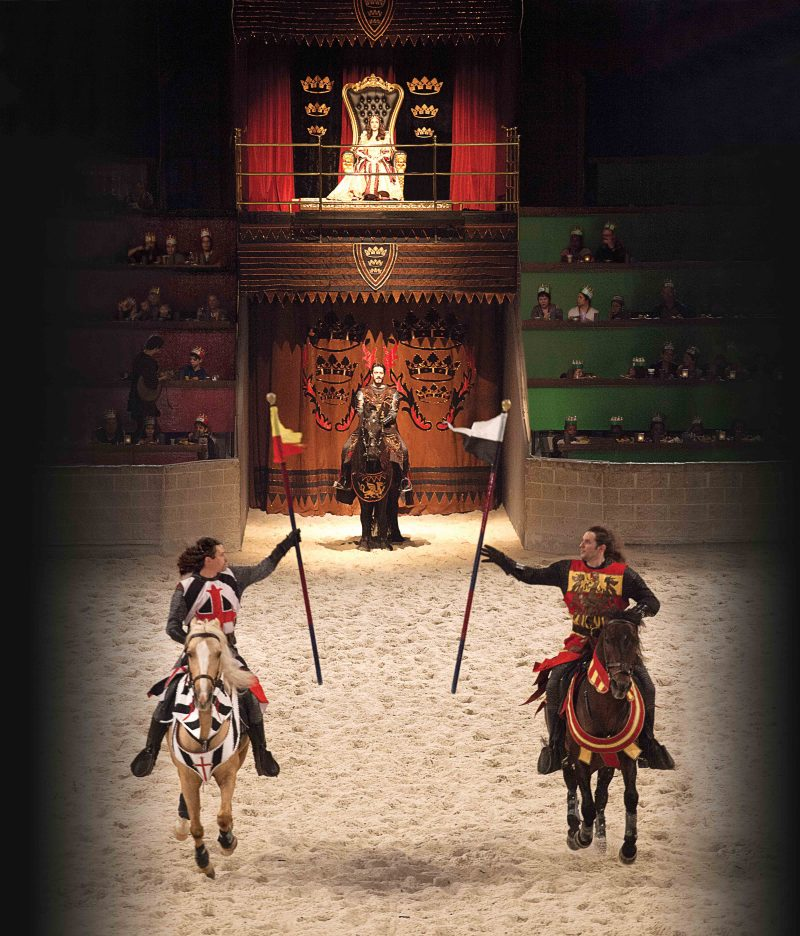Calling for All Game of Thrones Fans to Medieval Times | ! #GOT