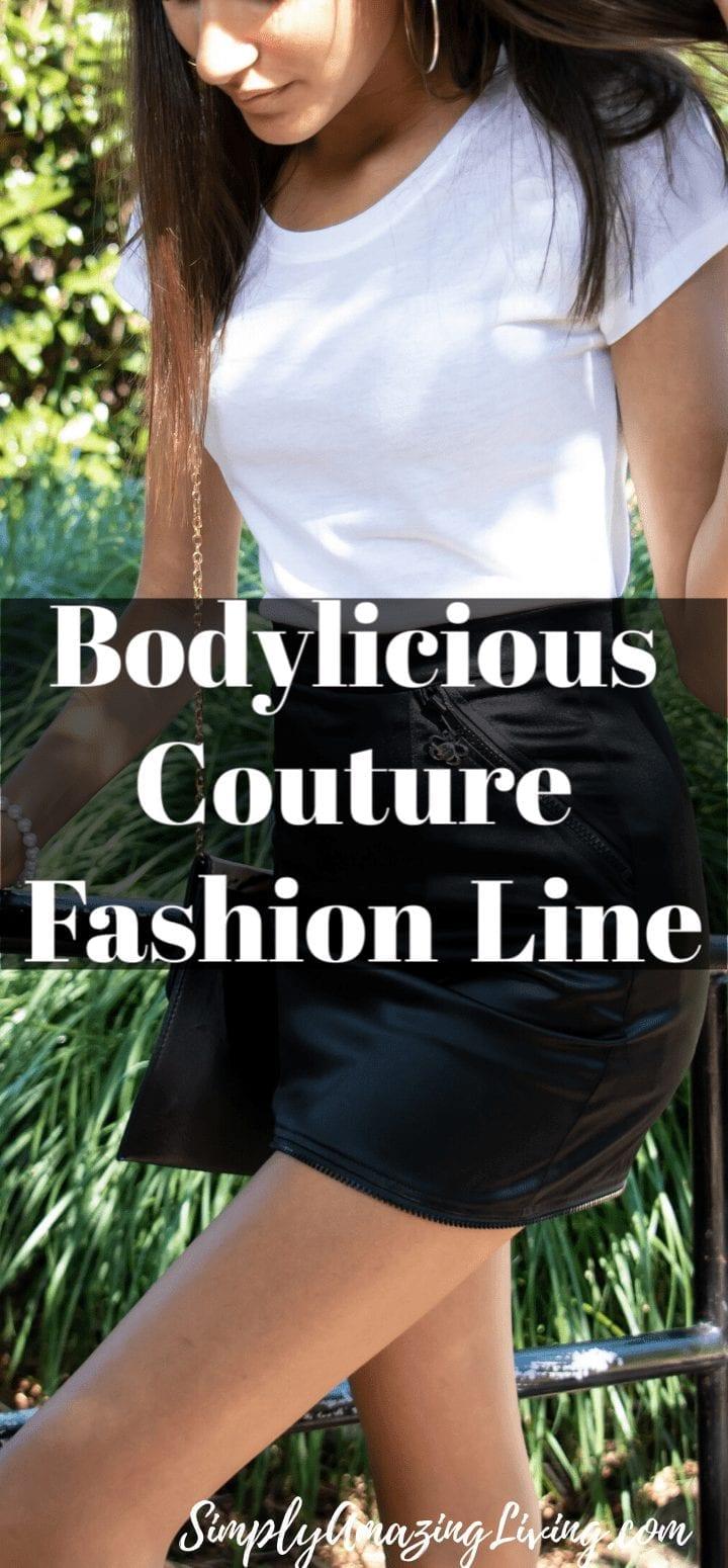 Bodylicious Couture Fashion Line