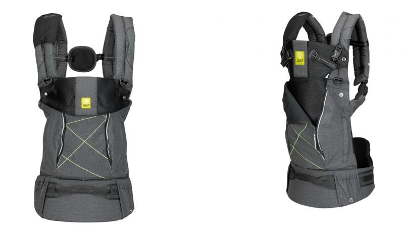 LÍLLÉbaby Baby Carriers Are What Every Parent Needs #SimplyAmazingLiving