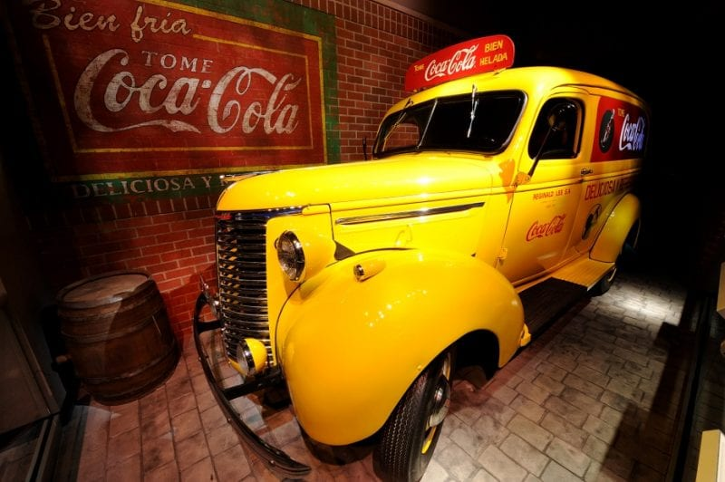 Five Ways to have a Strangely Sensational Summer at World of Coca-Cola #SimplyAmazingLiving