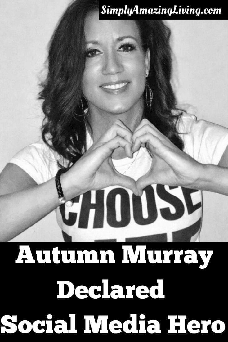 Authority Magazine Names Autumn Murray Social Media Hero