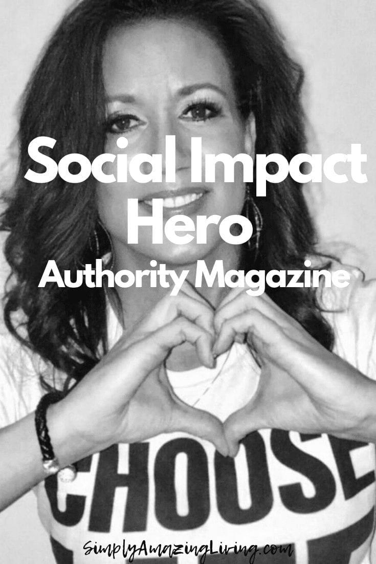 Autumn Murray Social Impact Hero
