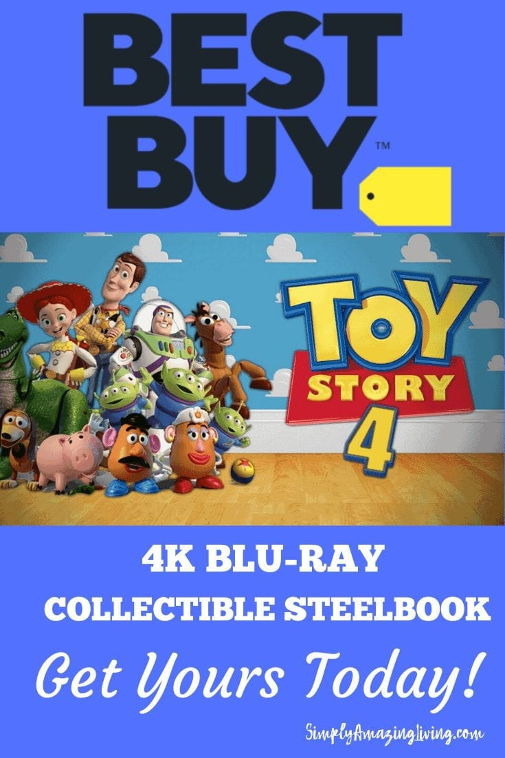 Toy Story Four at Best Buy