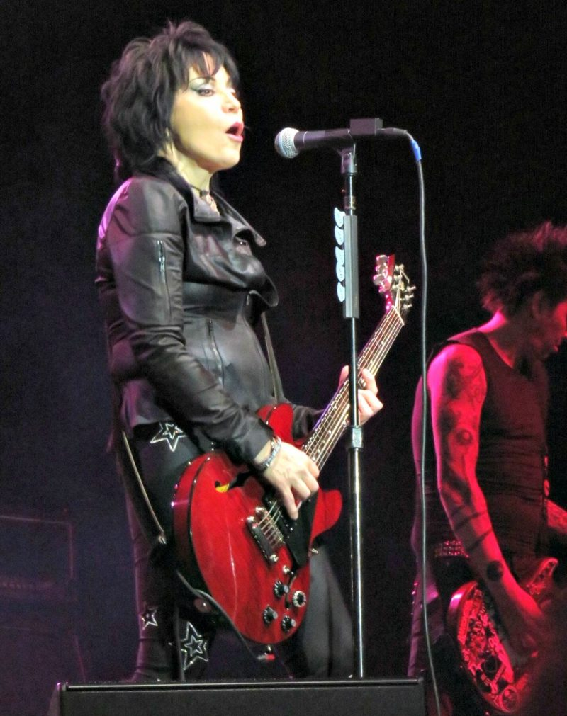 Joan Jett and the Blackhearts Rocked Out The Fred in Peachtree City #SimplyAmazingLiving