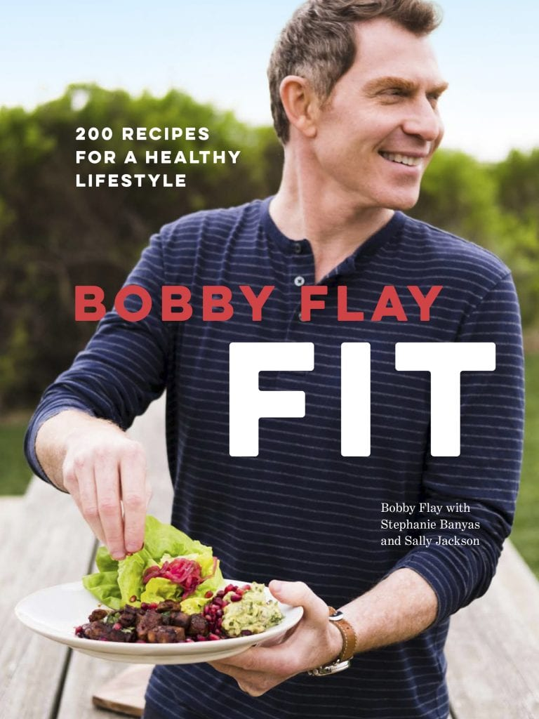 Bobby Flat Fit Cookbook #BobbyFlay