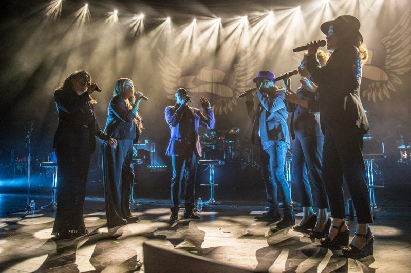 Thank you for the music George Michael! Cowboys & Angels