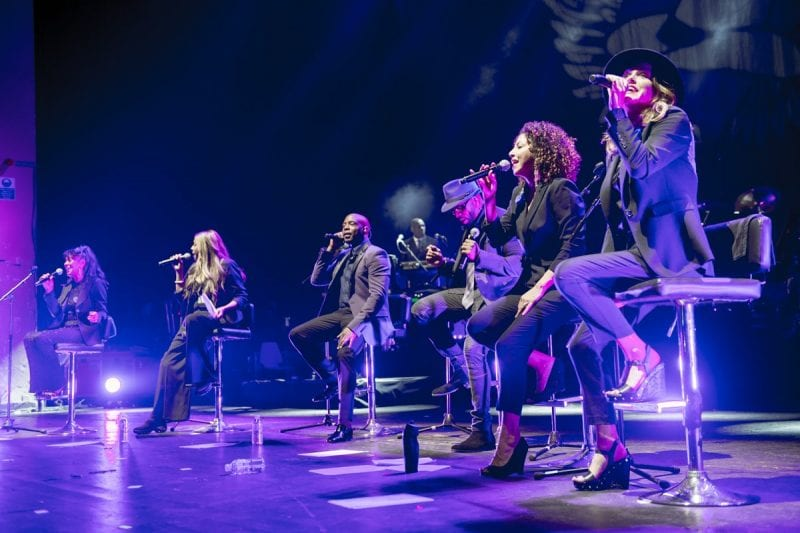George Michael Band Members