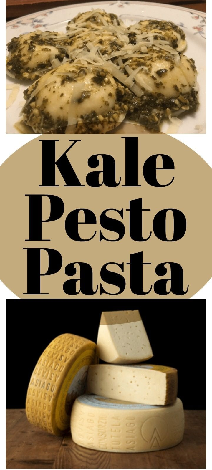 Kale Pesto Pasta Recipe