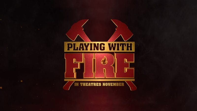 Playing With Fire In Theatres November 8! #PlayingWithFireMovie
