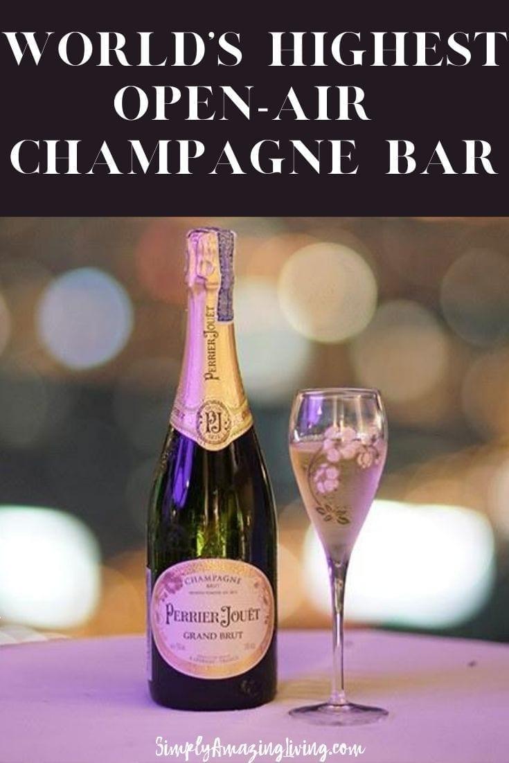 lebua champagne bar pin