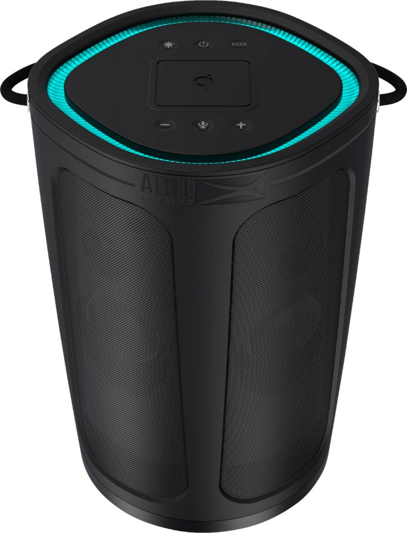 Altec Lansing SoundBucket XL Waterproof Bluetooth Portable Speaker at Best Buy