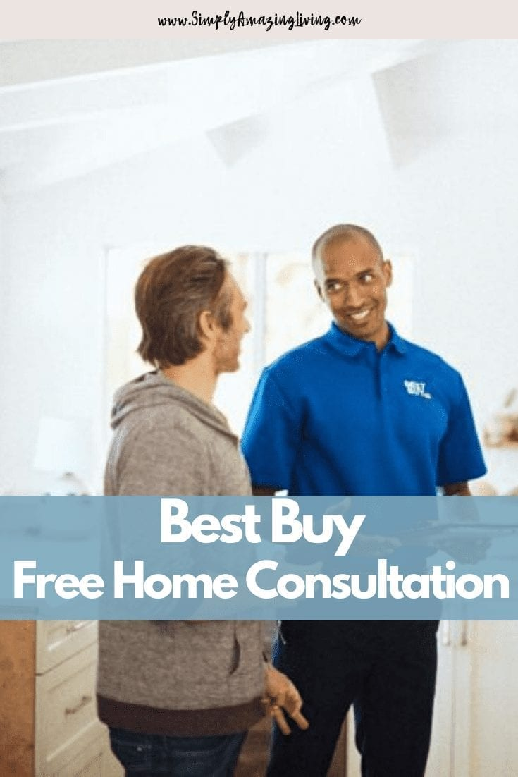 Best Buy Home Consultation Pin