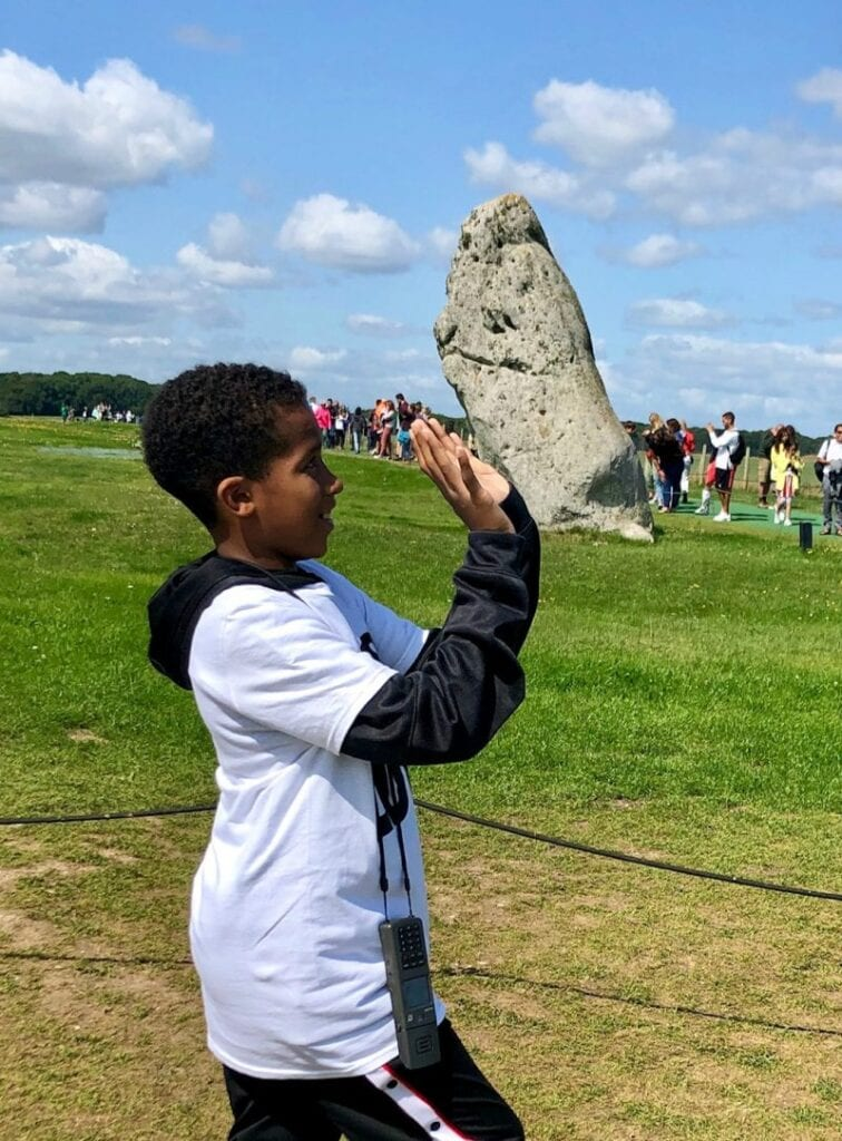 Stonehenge and Bath with Anderson Tours