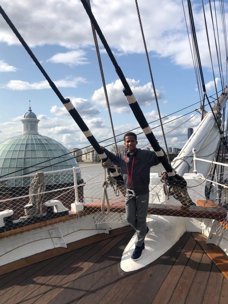 Cutty Sark | Simply Amazing Living