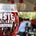 Taste Of Atlanta 2019 Restaurant Lineup and Festival Programming