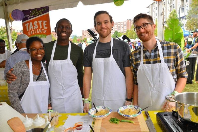 Taste Of Atlanta 2019 Restaurant Lineup & Festival Programming | #TasteofAtlanta