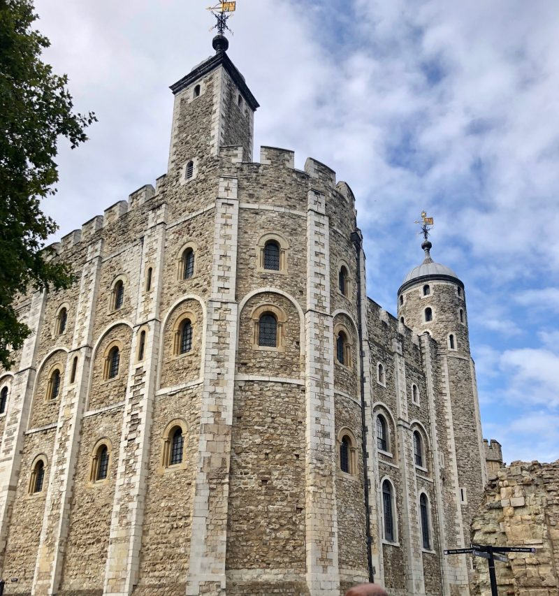 Mother and Son Trip to London, England | Tower of London