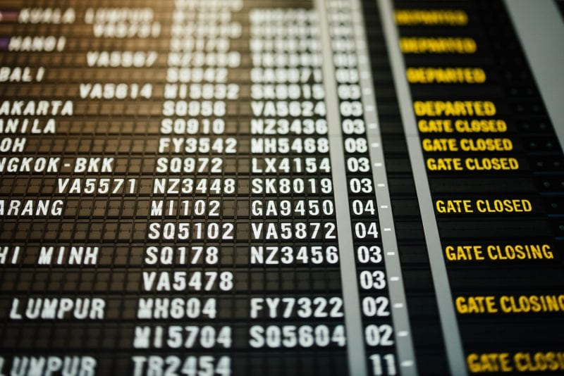 CheapOair offers several cheap flight options