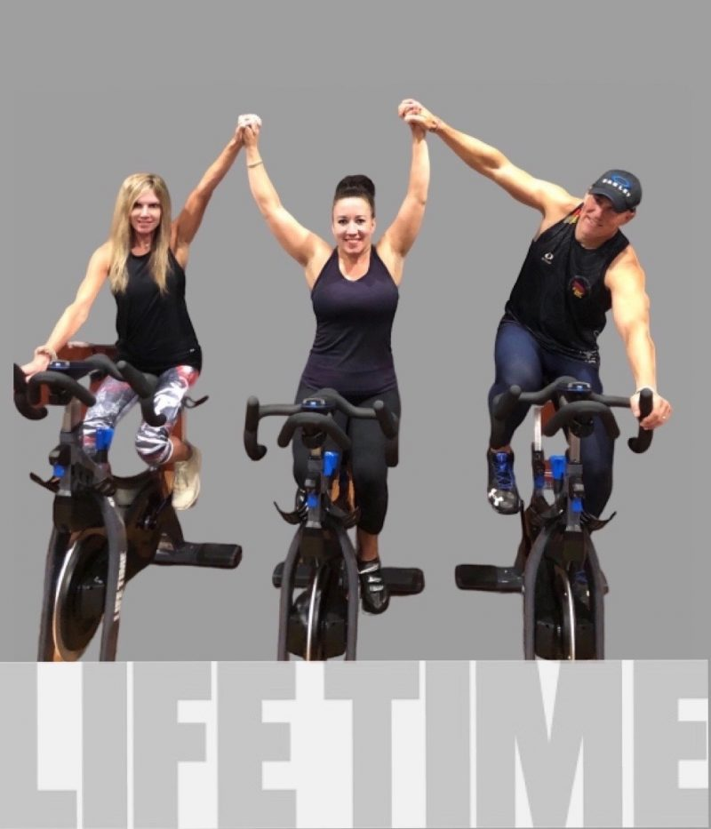 Life Time Athletic Atlanta October Cycle Competition Winners