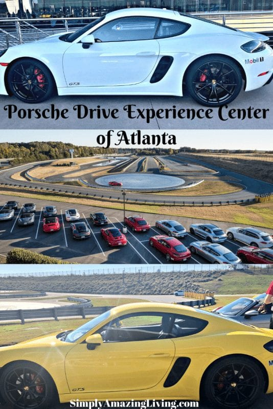 Porsche Drive Experience Center of Atlanta