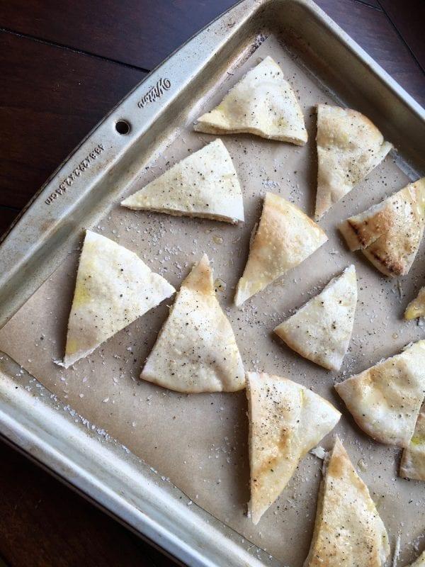 Seasoned Pita Chips
