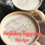 Non Alcoholic Eggnog Recipe