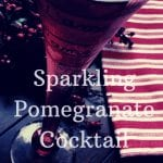 Sparkling Pomegranate Cocktail Recipe