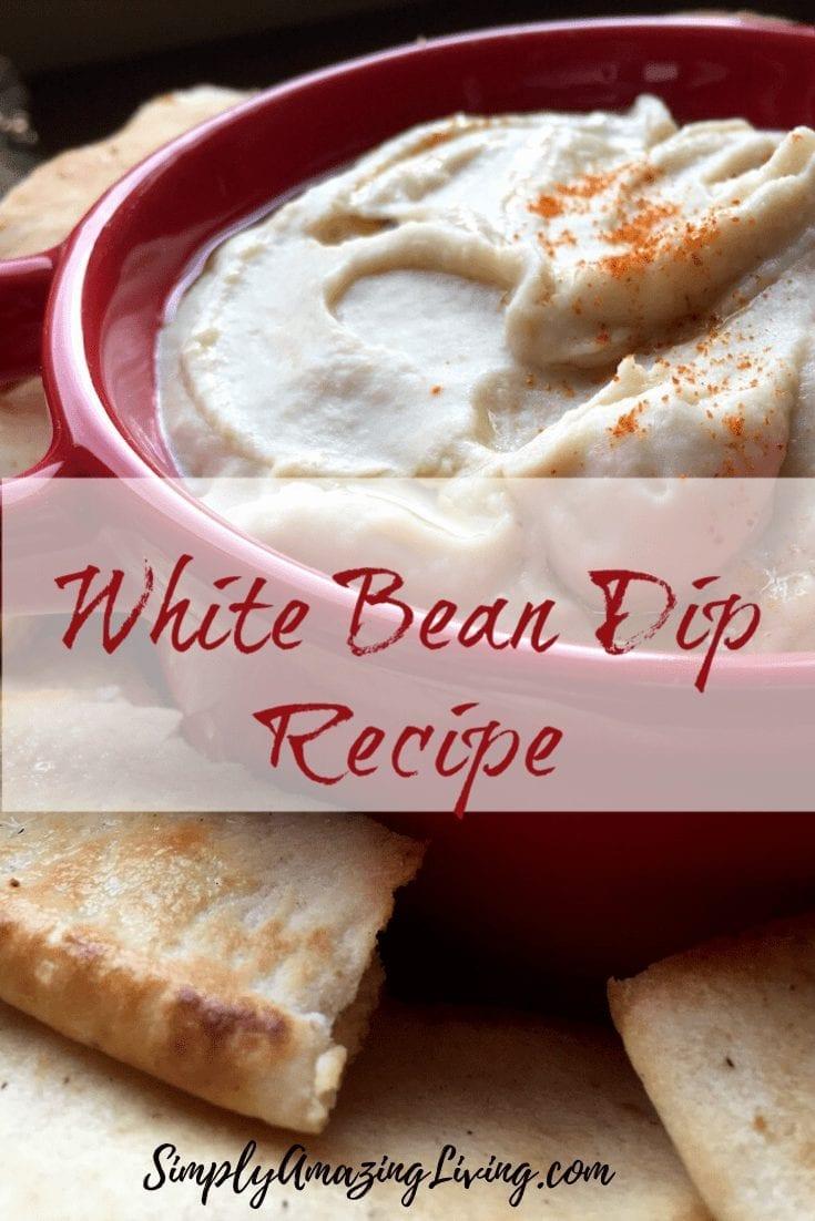 Best White Bean Dip Recipe