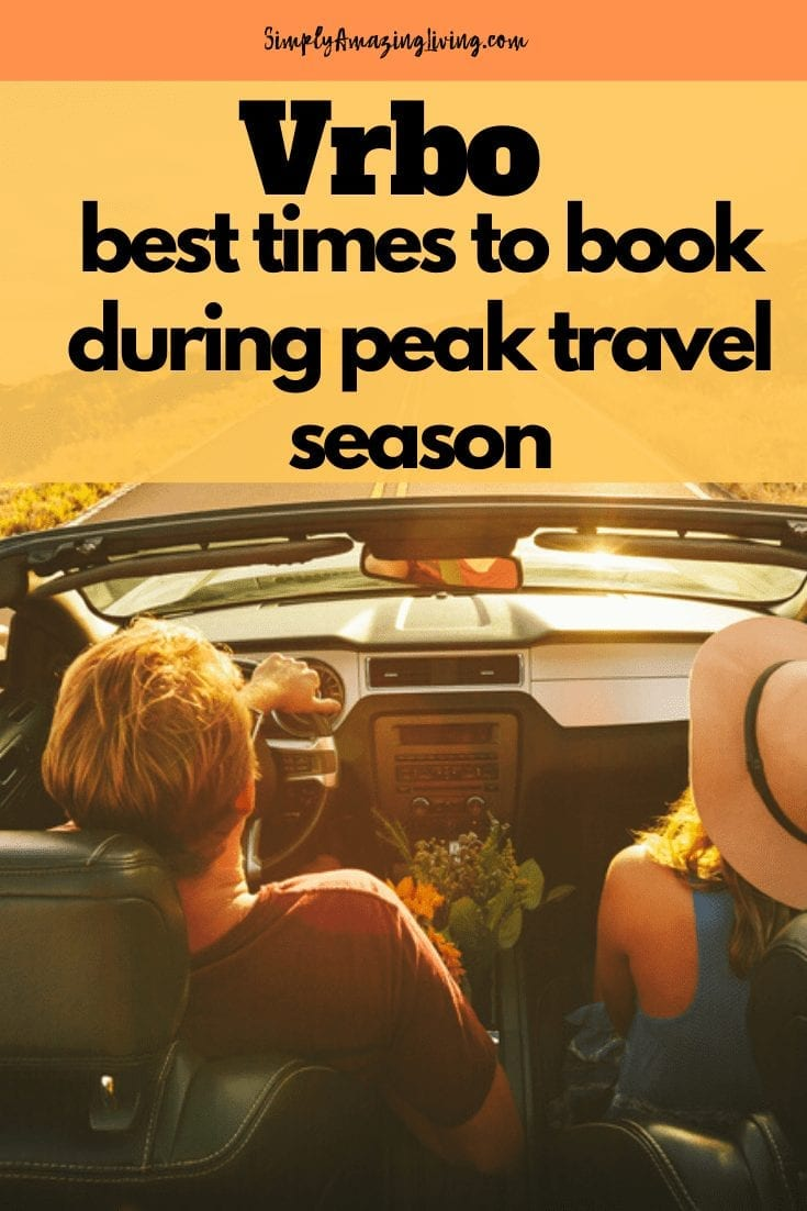 Vrbo Best Times to Book