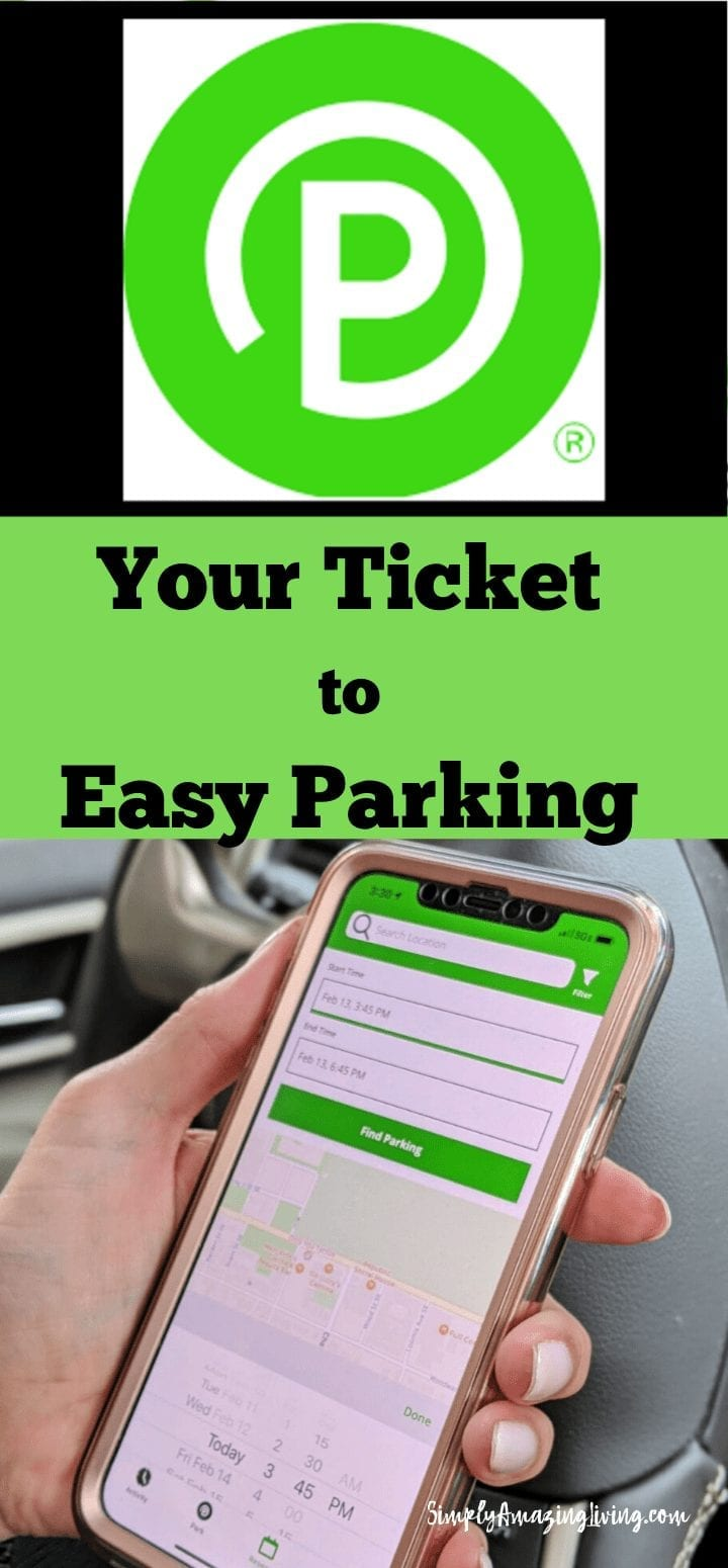 ParkMobile App - Easy Parking