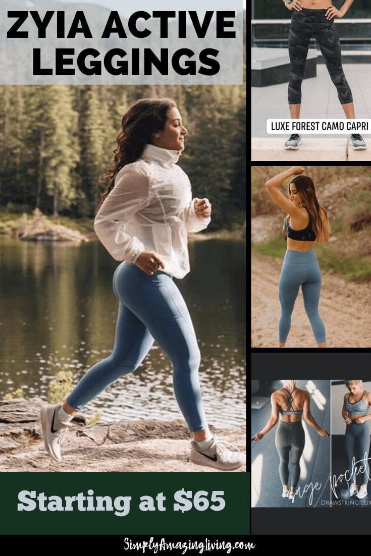 ZYIA Active Activewear for Women | Leggings